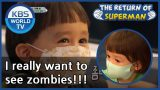 I really want to see zombies!!! [The Return of Superman/ ENG / 2020.09.20]